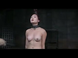 Breast Flogging a Chinese-American M
