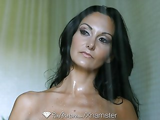 PureMature - Busty Ava Addams fucks hard cock in compilation