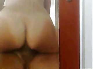 Short but sweet wife on strangers cock
