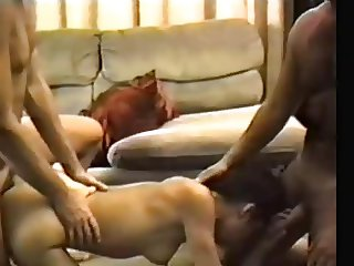 wife wants two cocks