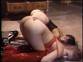 Two sluts get whipped by MIstress