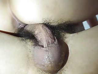Koream mature wet ride