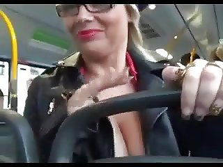 Double-POV #11 - On a bus in public