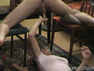Hot Amateur Prostate Massage And Facial