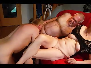 BI COUPLE THREESOME PART ONE