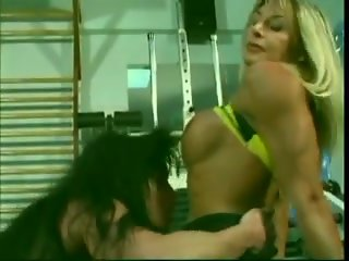 Female Bodybuilders Fucking