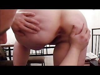 Pawg whooty bbw asslicking