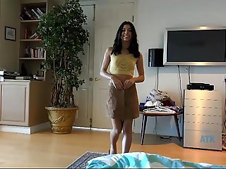 Gina Valentina looks good sucking your cock