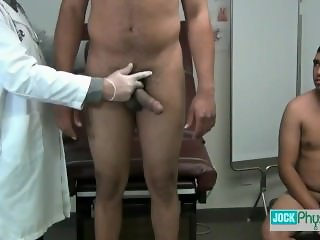 Bros get horny at the doctor