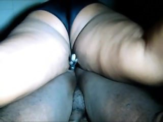 Fucking His Tight Ass With a Strap-On Dildo