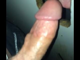 hot glory hole throat