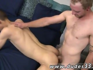 Sleeping sex porn movies gay Marco shoots his explosion all over his