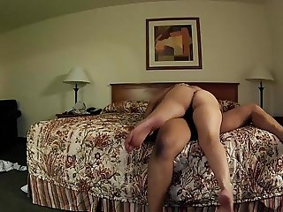 Grinding out her orgasm(Playtime)