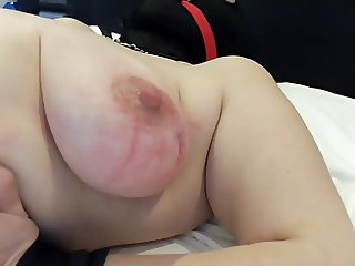 Torture tits session: second session (part two)