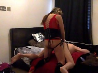 Trailer Mistress Kaz Mild Domination