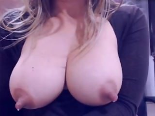 Huge Nipples On Webcam