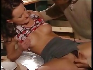 Italian Kitchen Fuck