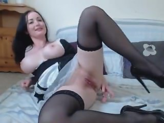 Amateur maid camgirl at evocams com-Twitter:@lisa_ann247