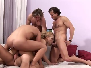 Russian Bimbos in Xtreme Sex - Scene 4