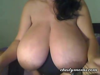 Thick Latina with Incredible Huge Tits