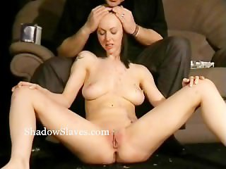 Intense needle torture of suffering Emily X in hardcore hot wax bdsm