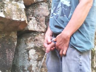 Piss in the wood #3