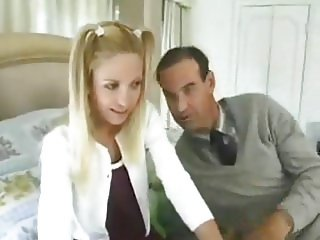 SB3 Her Boyfriends stepfather Gives A Fuck !