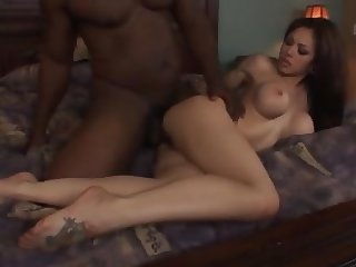 Adrenalynn Interracial