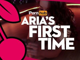 Pornhub Aria's First Time: Ep. 1 Pole Dancing