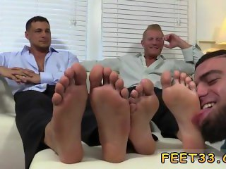 Gay twinks feet movies When Ricky Larkin comes to make a delivery to