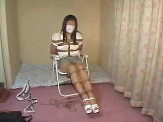 Tied Up in Her Own Apartment 2