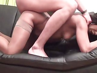 Hot milf and her younger lover 132
