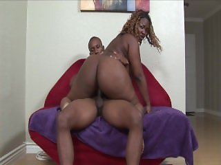 Round Ebony Ass 11 - Scene 2