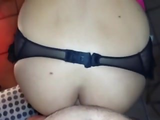 French chick get fucking her tight ass