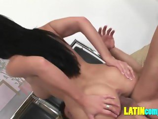 Angelina Boned By Curvy Cock