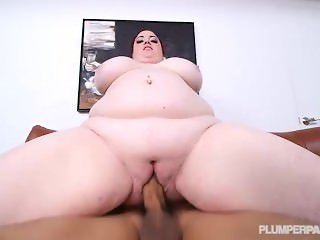 Fat Tit Slut Dreams of Cock By Pool