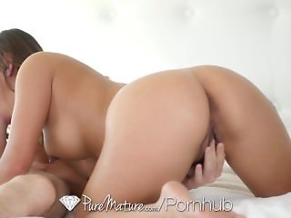 PureMature - Kiera Rose uses her sex skills to get her way