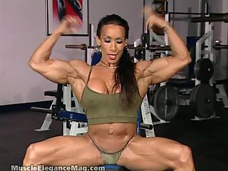 Denise Masino 20 - Female Bodybuilder