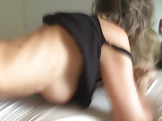 my french wife  doggystyle 2