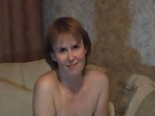 Mom show her pussy another time