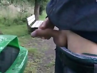 Pissing In The Trash
