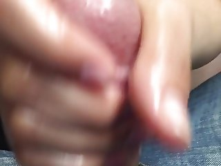 The wife jerking me off
