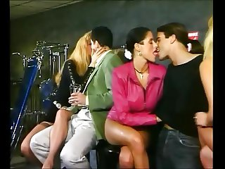 Classic Group Sex