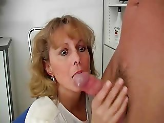40+ fucked at home