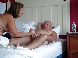 she loves to be in 69 and stuff her tongue in your ass