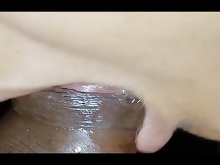 My wife giving blow job