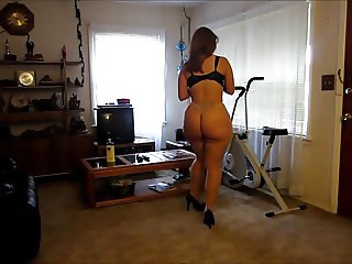 living workout room