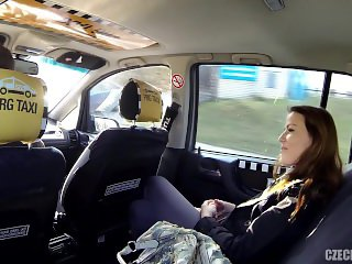 Czech Taxi 21 - Samantha Johnson