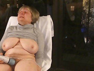 BEST EVER 12 ORGASMS HOTEL WINDOW EXHIBITIONIST MarieRocks