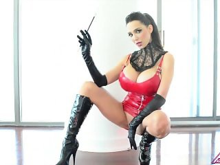 Photoshooting Latex A. Anderssen